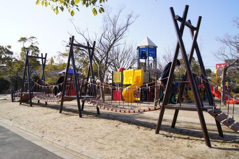福山メモリアルパーク 遊具2