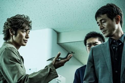 福山ロケ「探偵ミタライの事件簿」先行公開で、玉木宏 広瀬アリスが舞台挨拶