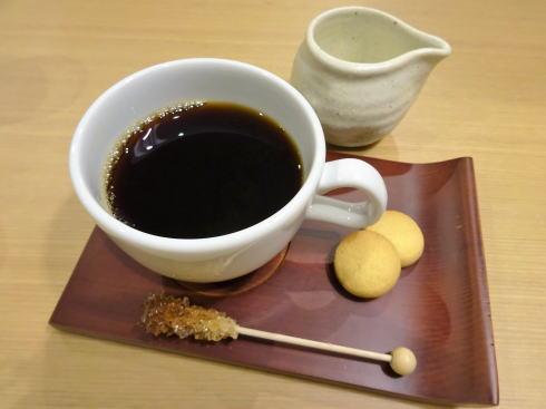 グランヴィア広島 茶寮 瀬戸内 寿屋のコーヒー