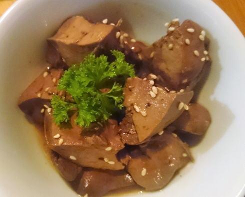 庄原バル トリの肝甘露煮