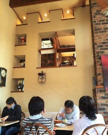 福山市 スローライフ喫茶店 店内の様子2
