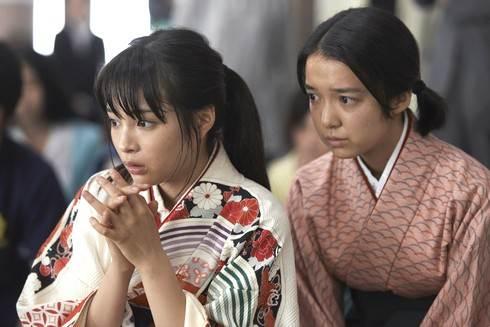 映画 ちはやふる 広瀬すず 広島へ 競技かるたに情熱を懸ける青春