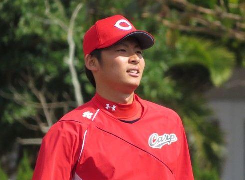 広島カープの一岡竜司投手が結婚、お相手は地元の同級生