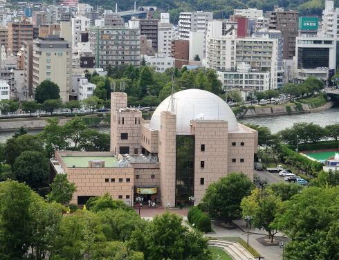 広島市こども文化科学館、遊びながら学べる無料博物館