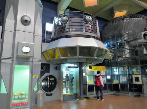 広島市こども文化科学館 1階の様子7