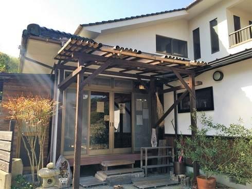 おはしとこむぎ、広島市安佐北区可部のおうちカフェ