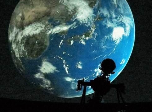 広島市のプラネタリウム、星空も益々美しく!壮大な宇宙も体感