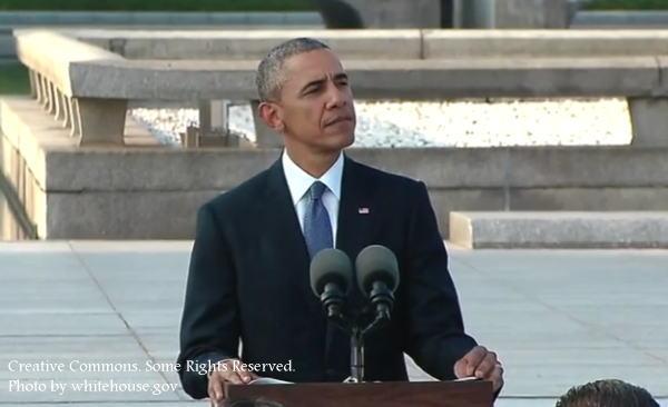 オバマ大統領のスピーチ全文、広島で「声なき叫び声に耳を傾ける」