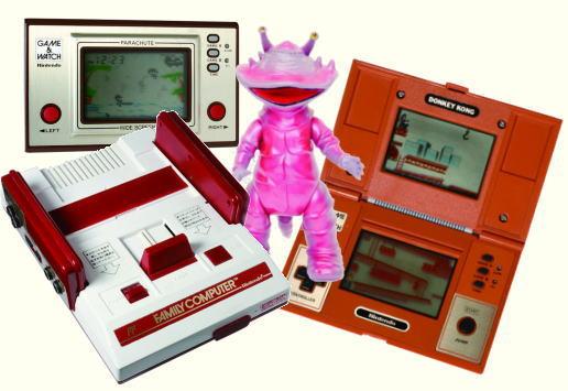 懐かしい昭和玩具とレトロゲームが集結「のみの市」広島市で