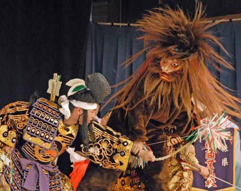 神楽甲子園、神楽に青春かける高校生が広島・安芸高田市で