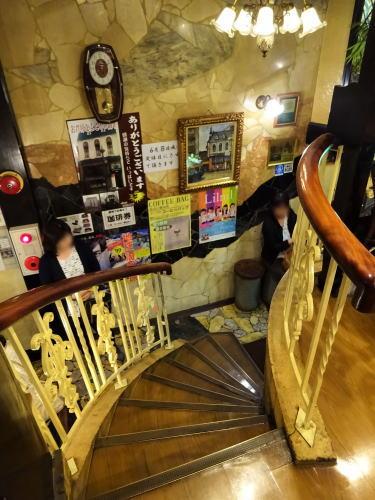 福山市 純喫茶ルナ(LUNA) 店内の様子3