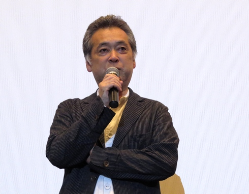 映画64ロクヨン 監督の写真