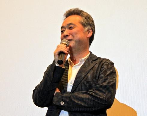 映画64ロクヨン 瀬々監督の舞台挨拶