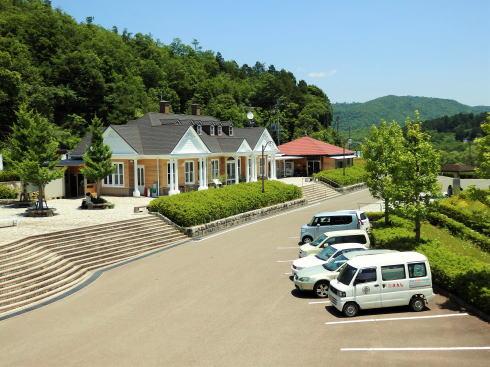 道の駅よがんす 外観写真2