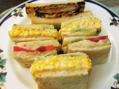 広島 ルーエぶらじる サンドモーニング2