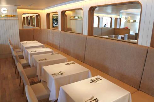 福屋10階 レストラン アンダーザスカイ 画像3