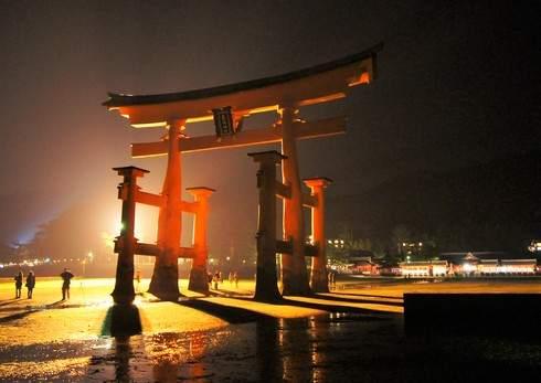 宮島・厳島神社でミュージカル、一夜限りの特別公演