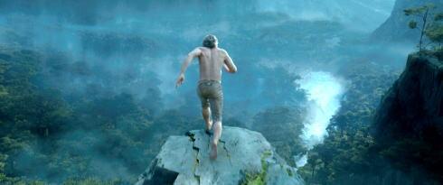 ハリポタ監督が描く映画「ターザン:REBORN」ジャングルアクション大作