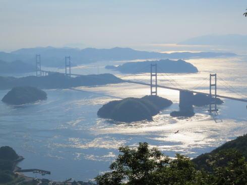 来島海峡大橋の写真