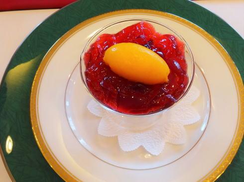 広島市毘沙門台の プチマリエ コース料理一例4