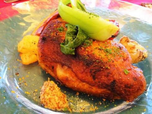 広島市毘沙門台の プチマリエ コース料理一例3