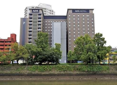 アパホテル広島駅前大橋10.6オープン、中四国最大727部屋