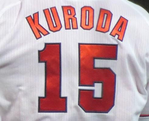 黒田博樹が広島で引退会見「カープの優勝が決まった時に引退を決意した」