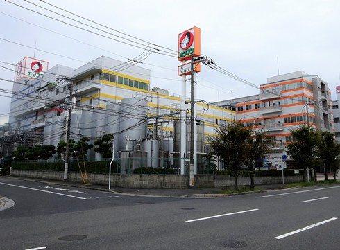 オタフクソース 本社工場