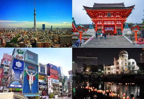 イタリア人に人気の日本旅行地ランキング、トップ10に広島2ヶ所