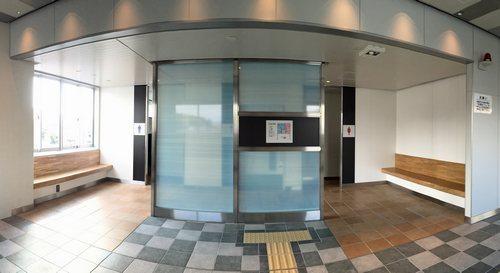 大野浦駅のトイレ