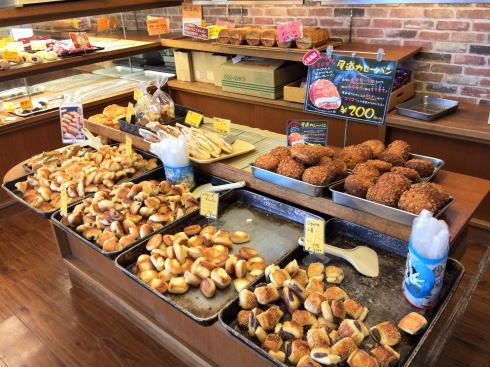ゆういちのパン屋 Mush 店内写真2