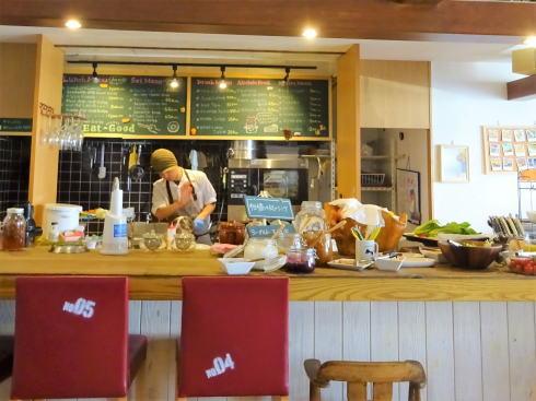 福山市 BAUM(バウム)、ガッツリモーニング派に嬉しい手作りパンカフェ