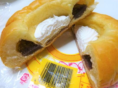 岡野製パン(オカノパン)ローズパン2