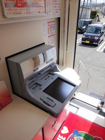 カープV号 もみじ銀行移動店舗車 画像8