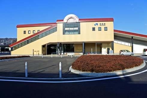 寺家駅が開業、東広島市(八本松-西条間)に新駅誕生で周辺もにぎやかに