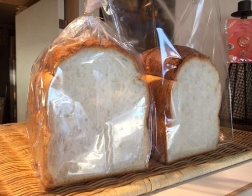 西条 ブーランジュリ シェ ジョルジュの食パン