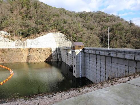 庄原ダム の写真
