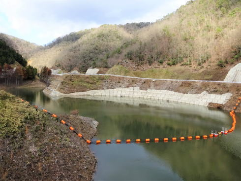 庄原ダム の写真3