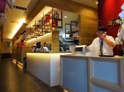 焼肉と寿司 カルビッシュ 店内の様子