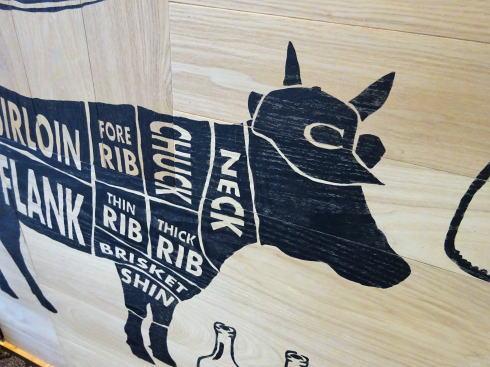焼肉と寿司 カルビッシュ 店内の様子5