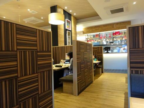 焼肉と寿司 カルビッシュ 店内の様子2