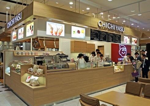 チチヤスのスイーツ店、LECTにオープン
