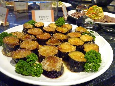 リーガロイヤルホテル広島 チャイニーズダイニング リュウ 中華前菜