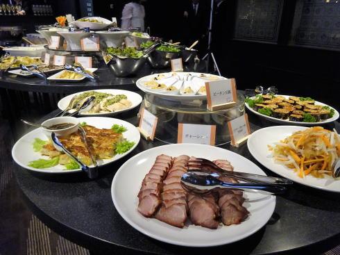 リーガロイヤルホテル広島 チャイニーズダイニング リュウ 中華前菜2