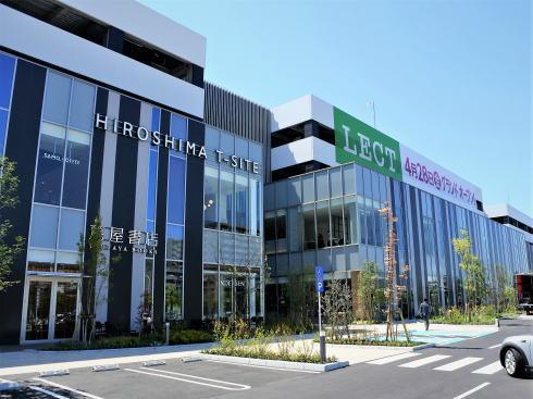 レクト(LECT)広島商工センターにイズミ新業態がグランドオープン