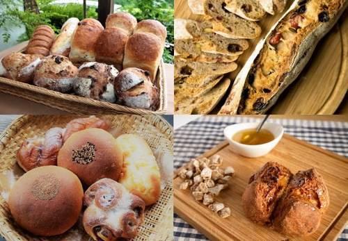 世羅でパン・マルシェ 第2弾、人気のパン屋さん「道の駅」に集結