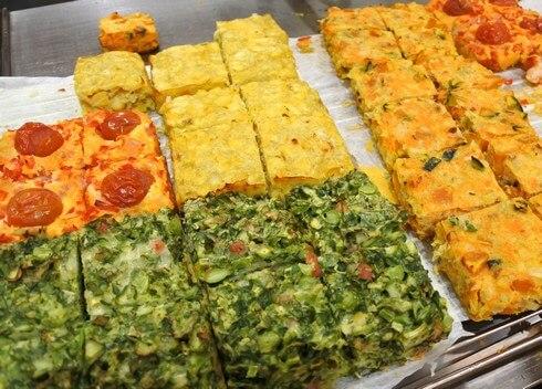 ベジラビット、オタフクの野菜レストラン