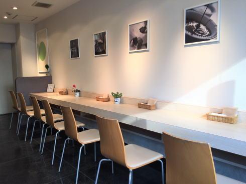 広島市 茶の環本店 チャフェ2階の様子2