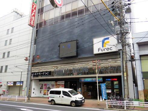福山駅前シネマモード 外観