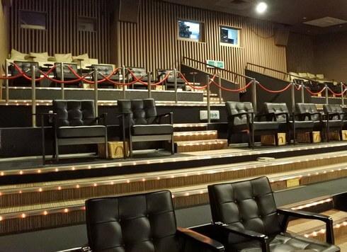 福山駅前シネマモード バルコニー席の写真